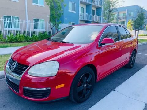 2009 Volkswagen Jetta for sale at LA Motors Miami in Miami FL