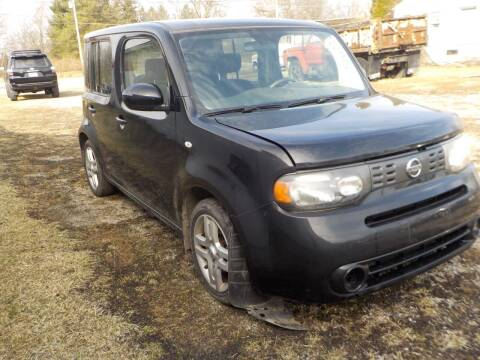 2009 Nissan cube for sale at A-1 Auto in Crestline OH