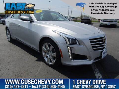 2018 Cadillac CTS for sale at East Syracuse Performance Sales & Service in Syracuse NY