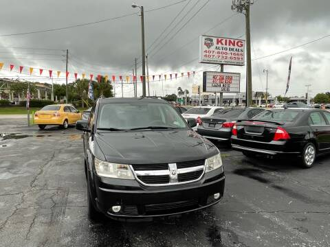2010 Dodge Journey for sale at King Auto Deals in Longwood FL