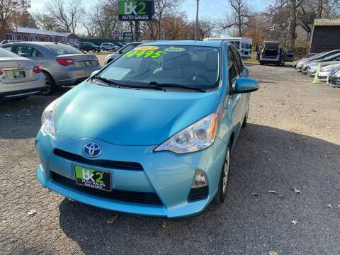 2013 Toyota Prius c for sale at BK2 Auto Sales in Beloit WI
