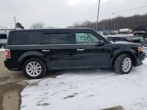 2011 Ford Flex for sale at J.R.'s Truck & Auto Sales, Inc. in Butler PA