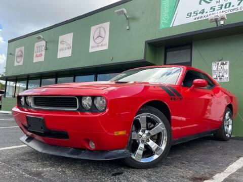 2010 Dodge Challenger for sale at KARZILLA MOTORS in Oakland Park FL