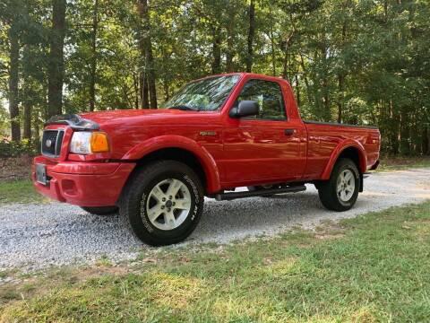 2004 Ford Ranger for sale at Madden Motors LLC in Iva SC