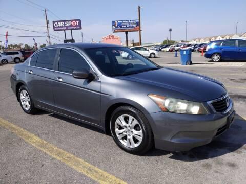 2009 Honda Accord for sale at Car Spot in Las Vegas NV