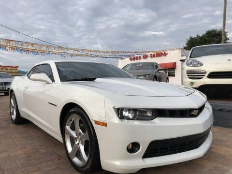 2015 Chevrolet Camaro for sale at Cars of Tampa in Tampa FL