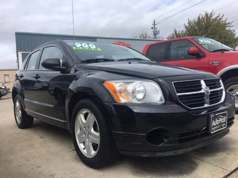 2009 Dodge Caliber for sale at AutoPros - Waterloo in Waterloo IA