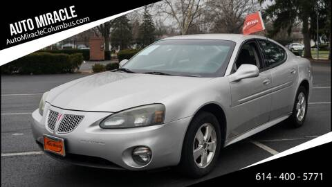 2006 Pontiac Grand Prix for sale at Auto Miracle in Columbus OH