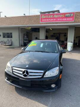 2010 Mercedes-Benz C-Class for sale at Butler Auto in Easton PA
