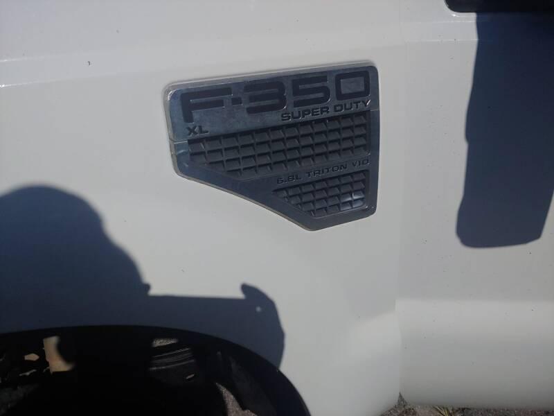 2008 Ford F-350 Super Duty 4X4 4dr SuperCab 161.8 in. WB - Largo FL