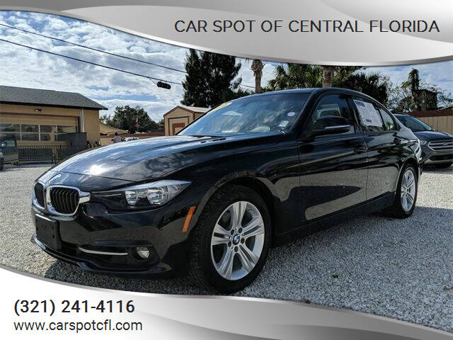 2016 BMW 3 Series for sale at Car Spot Of Central Florida in Melbourne FL