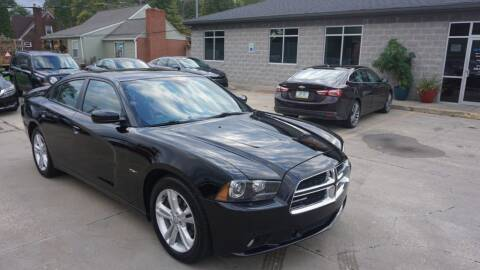 2011 Dodge Charger for sale at World Auto Net in Cuyahoga Falls OH