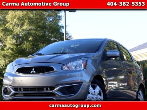 2017 Mitsubishi Mirage for sale at Carma Auto Group in Duluth GA