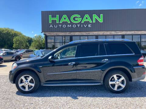 2009 Mercedes-Benz GL-Class for sale at Hagan Automotive in Chatham IL