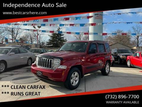 2010 Jeep Liberty for sale at Independence Auto Sale in Bordentown NJ