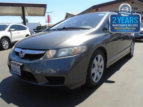 2011 Honda Civic for sale at Centre City Motors in Escondido CA