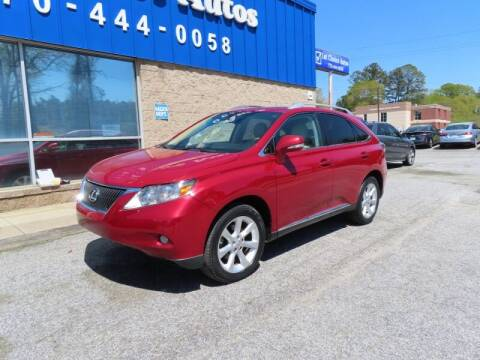 2010 Lexus RX 350 for sale at 1st Choice Autos in Smyrna GA