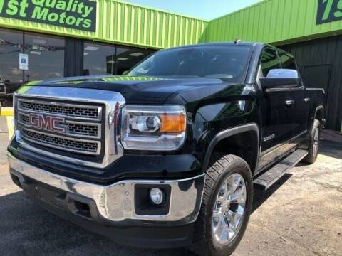 2014 GMC Sierra 1500 for sale at 1st Quality Motors LLC in Gallup NM