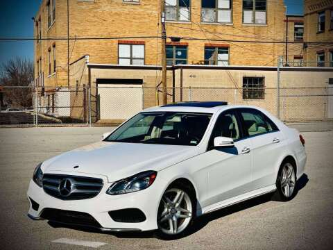 2014 Mercedes-Benz E-Class for sale at ARCH AUTO SALES in St. Louis MO