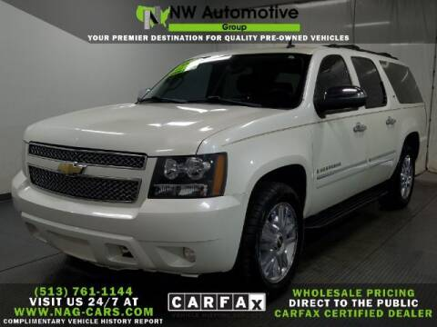 2009 Chevrolet Suburban for sale at NW Automotive Group in Cincinnati OH
