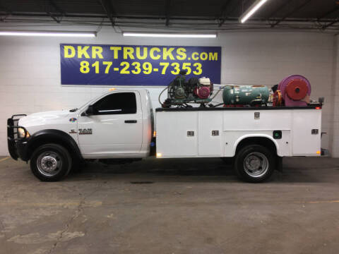 2014 RAM Ram Chassis 4500 for sale at DKR Trucks in Arlington TX