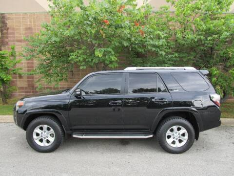 2016 Toyota 4Runner for sale at JON DELLINGER AUTOMOTIVE in Springdale AR