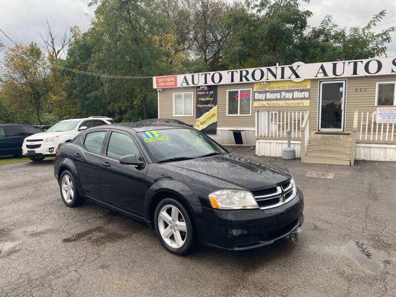 2013 Dodge Avenger for sale at Auto Tronix in Lexington KY