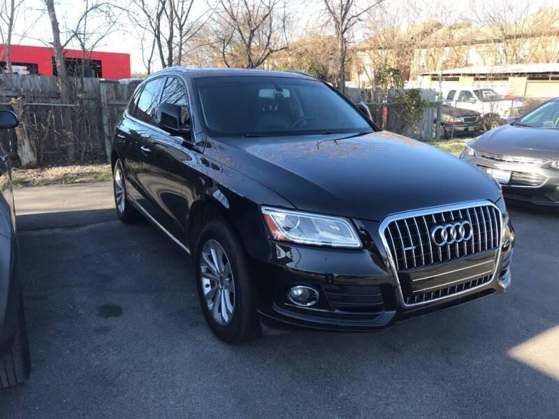 2016 Audi Q5 for sale at Auto Solution in San Antonio TX