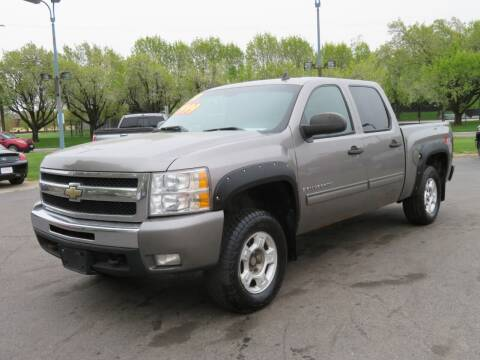 2009 Chevrolet Silverado 1500 for sale at Low Cost Cars North in Whitehall OH