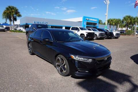 2018 Honda Accord for sale at WinWithCraig.com in Jacksonville FL
