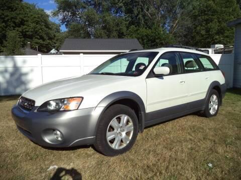2005 Subaru Outback for sale at Niewiek Auto Sales in Grand Rapids MI
