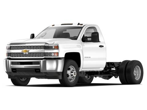 2021 Chevrolet Silverado 3500HD CC for sale at CHEVROLET OF SMITHTOWN in Saint James NY