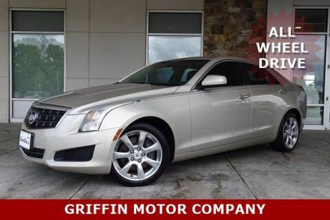2014 Cadillac ATS for sale at Griffin Buick GMC in Monroe NC