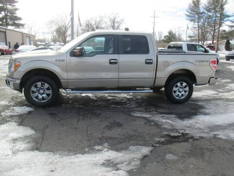 2011 Ford F-150 for sale at Home Street Auto Sales in Mishawaka IN