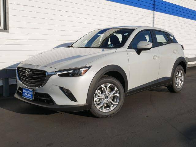2021 Mazda CX-3 for sale at The Yes Guys in Portsmouth NH