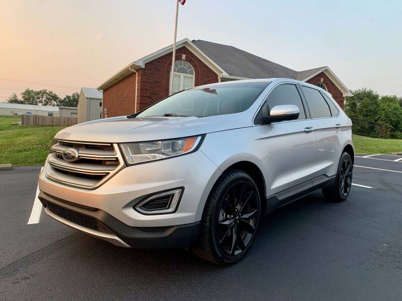 2016 Ford Edge for sale at HillView Motors in Shepherdsville KY