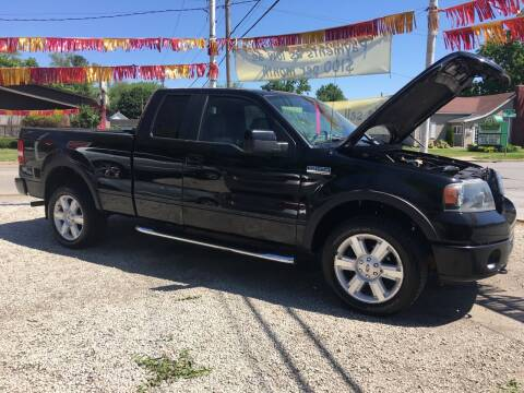 2008 Ford F-150 for sale at Antique Motors in Plymouth IN
