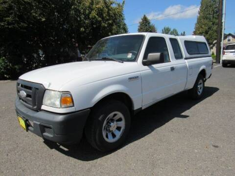 2007 Ford Ranger for sale at Triple C Auto Brokers in Washougal WA