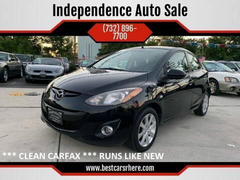 2011 Mazda MAZDA2 for sale at Independence Auto Sale in Bordentown NJ