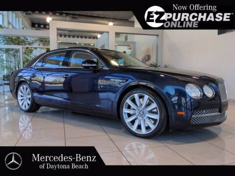 2014 Bentley Flying Spur for sale at Mercedes-Benz of Daytona Beach in Daytona Beach FL