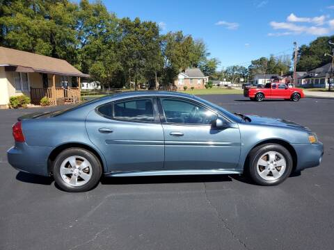 2007 Pontiac Grand Prix for sale at A-1 Auto Sales in Anderson SC