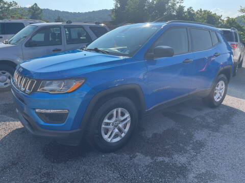 2018 Jeep Compass for sale at Turner's Inc - Main Avenue Lot in Weston WV