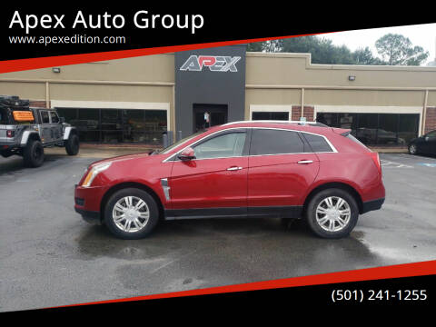 2011 Cadillac SRX for sale at Apex Auto Group in Cabot AR