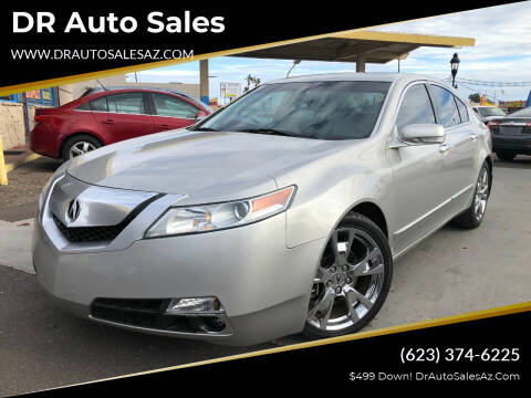 2009 Acura TL for sale at DR Auto Sales in Glendale AZ