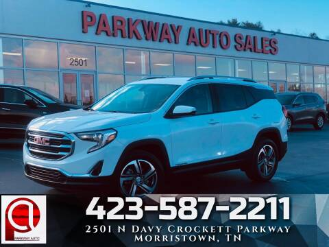 2019 GMC Terrain for sale at Parkway Auto Sales, Inc. in Morristown TN