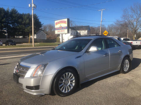 2010 Cadillac CTS for sale at Beachside Motors, Inc. in Ludlow MA