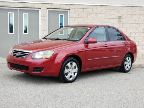 2009 Kia Spectra for sale at FAYAD AUTOMOTIVE GROUP in Pittsburgh PA