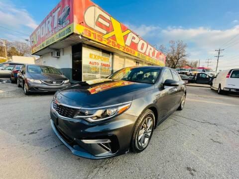 2020 Kia Optima for sale at EXPORT AUTO SALES, INC. in Nashville TN