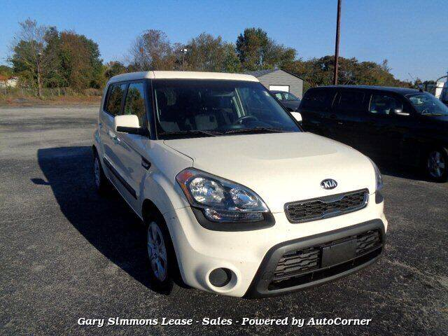 2013 Kia Soul for sale at Gary Simmons Lease - Sales in Mckenzie TN