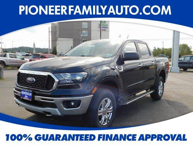2020 Ford Ranger for sale at Pioneer Family Preowned Autos in Williamstown WV